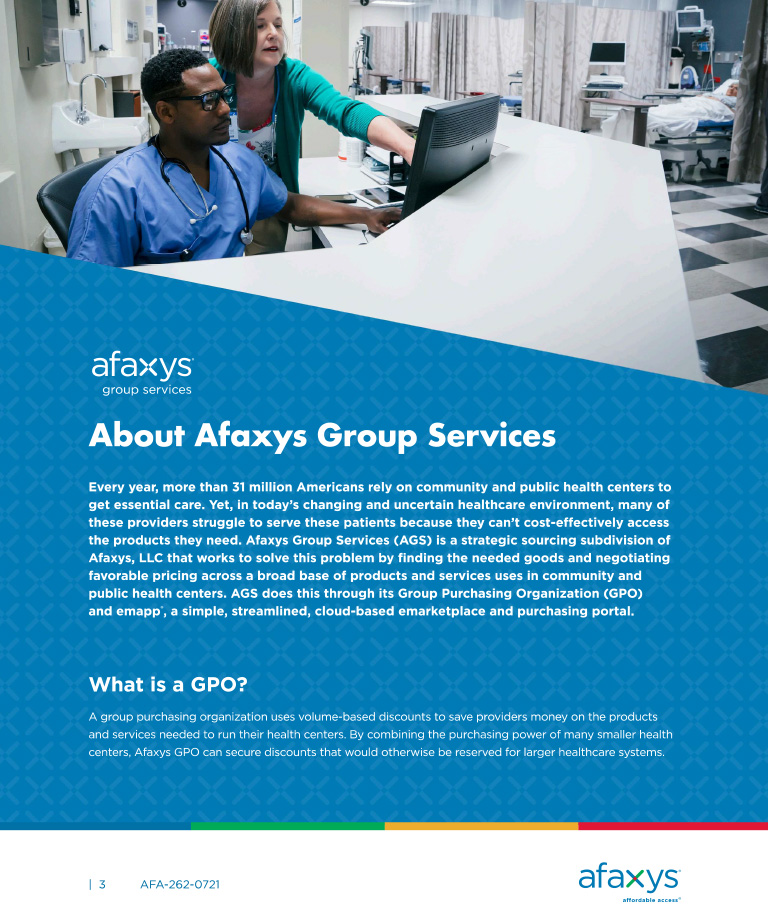 Afaxys GPO & emapp Overview